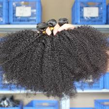 mongolian hair virgin hair afro kinky human hair weave indian remy human hair extensions weave afro kinky curly 4 bundles