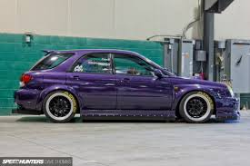 subaru black fitted toronto 2015 subaru black anvil garage side speedhunters