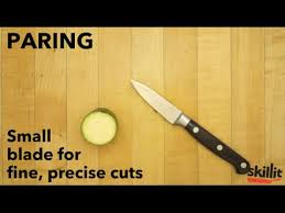 different kinds of kitchen knives how to cut different types of kitchen knives skillit simple