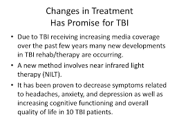 light therapy for depression and anxiety regenerative treatment for tbi a discussion on near infrared light
