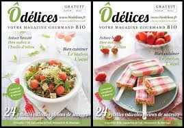 magazine cuisine gratuit choisissez la couverture du prochain magazine odelices n 28 été
