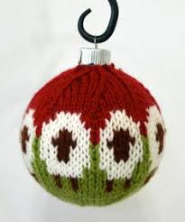 7 colorwork christmas ornaments pattern by meg hollar christmas