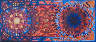 Seeking Painting The Of Seeking Balance Ted Wallace