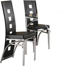 Dining Chairs Amazon Com Coaster Home Furnishings Contemporary Dining Chair