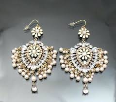 and pearl chandelier earrings pearl and chandelier earrings and pearl chandelier