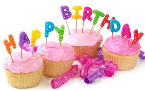 happy birthday wishes cupcake free download u2013 whatsapp status