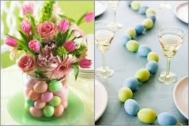 Christian Easter Decorations Ideas by Easter Table Centrepieces
