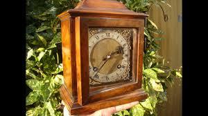Mantle Clock Repair Vintage Old Antique Empire Platform Escapement Mantle Clock Spare