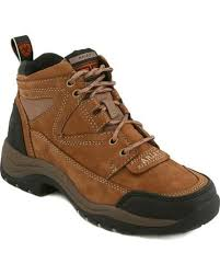 womens boots for hiking ariat s terrain hiking boots sheplers