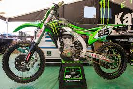 kawasaki motocross helmets eli tomac u0027s monster energy kawasaki kx450f sr vital mx pit bits