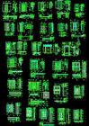 architecture-hichem-mhb - Bibliotheque DWG 15