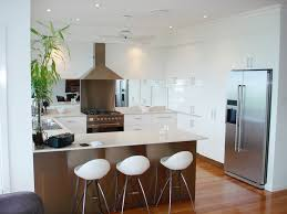 Best Design For Kitchen Contemporary Kitchen Design U Shape Open Concept Idea In Other
