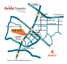 antipolo map avida towers in antipolo preselling house lot for sale in