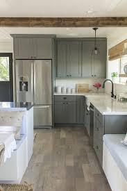 Kit Kitchen Cabinets Refrigerator Surround Cabinet Diy Custom Refrigerator Panels How