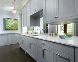 what color countertops go with light grey cabinets the psychology of why gray kitchen cabinets are so popular