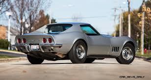 1968 l88 corvette mecum 2016 musclecars 1968 chevrolet corvette l88 coupe