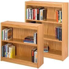 Contemporary Oak Bookcase Small Wood Bookcases Mandir Sheesham Small Bookcase Bookcases