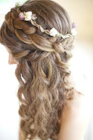 easy formal hairstyles for long
