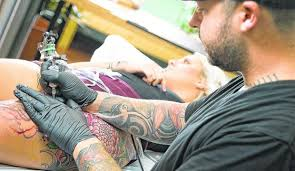 a living canvas tattooers talk about what it u0027s like living in the