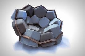 siège design by ctrlzak quartz armchair frenchimmo