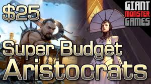 super budget deck tech modern orzhov aristocrats 25 youtube