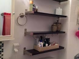 ideas for bathroom shelves above toilet shelf bathroom shelves toilet home design ideas
