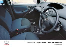 toyota fashions the new yaris colour collection toyota uk media site