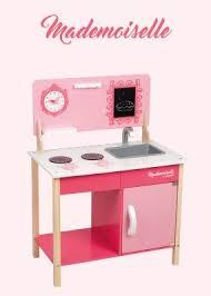cuisine en bois fille cuisine en bois pour enfants