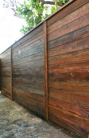 Modern Backyard Fence by Best 10 Wood Fences Ideas On Pinterest Backyard Fences Fencing