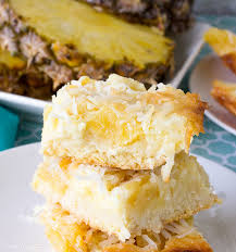 easy pineapple bars home made zagat