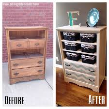 diy roadside dresser transformation dresser drawers and storage