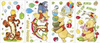disney winnie the pooh botherfree dayi wall decals peel stick