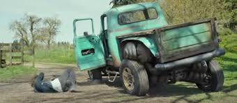 pickup trucks pickups star in new movie trailer tribune content