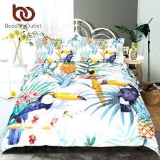 Tropical Comforter Sets King Bedding Sets Vintage Tropical Print Bedding Marshalls Comforter