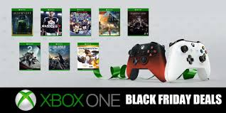 the best xbox one black friday deals from to console