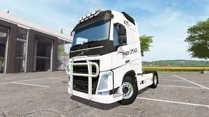 volvo 2017 truck fh16 for farming simulator 2017