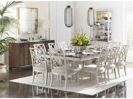 Stanley Dining Room Set by Stanley Furniture Fairlane Wood Side Chair With Lattice Back
