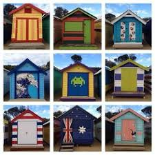 cabanas on brighton beach melbourne australia travel