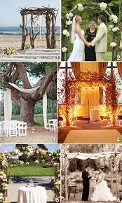 cã rã monie mariage laique 6 décors de cérémonie laïque pour un mariage nature chêtre