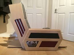 Diy Gaming Chair Cp 1 Custom Command Pod Diy Sim Pit Ksp Fan Works Kerbal