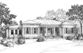 Classic Home Plans Classic Revival House Southern Living House Plans