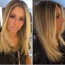 hairstyles for long hair blonde women s longhair with blonde balayage and textured ends with front