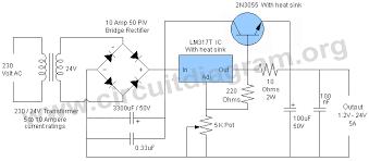 0 u2013 24v variable power supply u2013 hassan u0027s diy projects