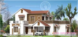 2536 sq feet new modern house exterior kerala home design and