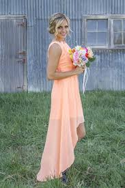aliexpress com buy 2016 cheap orange country bridesmaid dresses