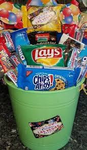 candy gift basket cookies candy gift baskets custom gift baskets same day las