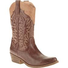 womens boots at walmart faded s fashion cowboy boot walmart com