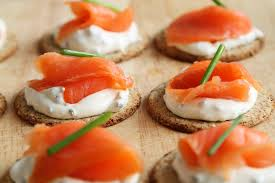 free photo appetizer canape canapes cheese free image on