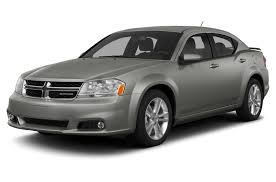 2013 dodge avenger new car test drive