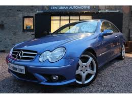 blue mercedes used blue mercedes 2006 diesel 320 cdi sport 2dr coupe